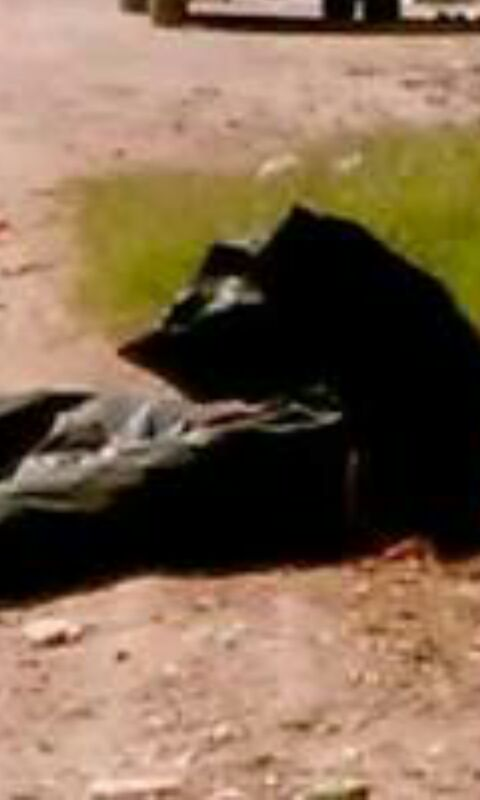 Era de Eloxochitlán el hombre que fue hallado muerto dentro de una bolsa