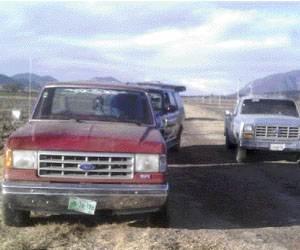Recupera Policía Estatal vehículos y combustible robados