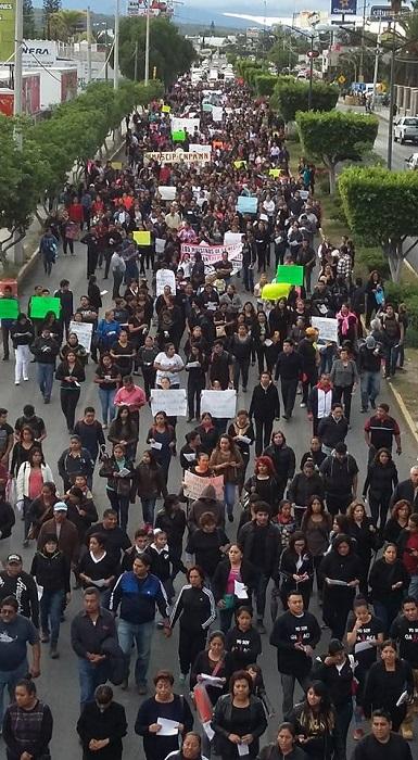 Denuncia CDMP amenazas a docentes por parte de autoridades educativas del Estado