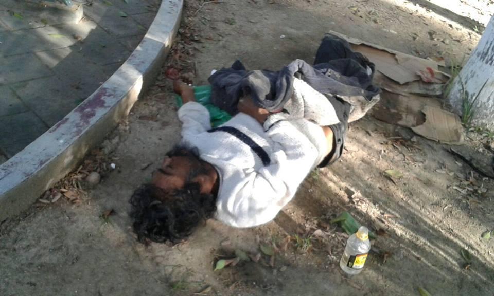 Muere por problema de Alcoholismo