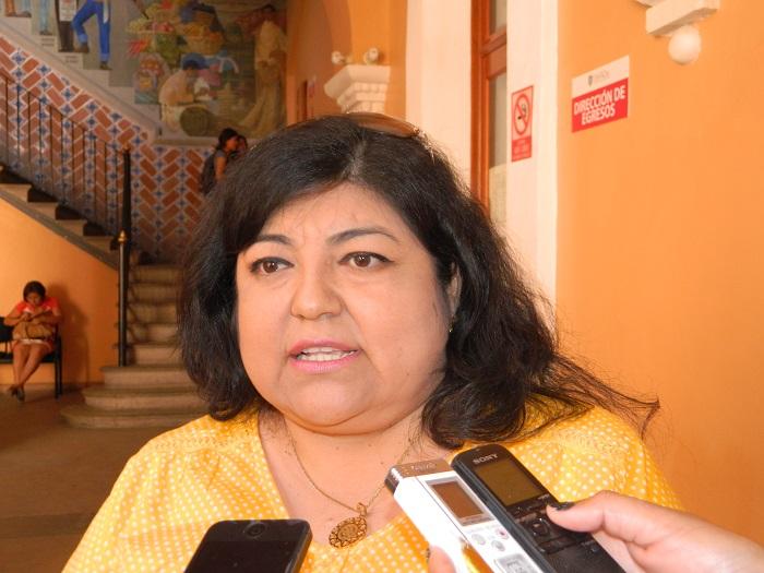 La líder sindical advierte que podrían ir a huelga
