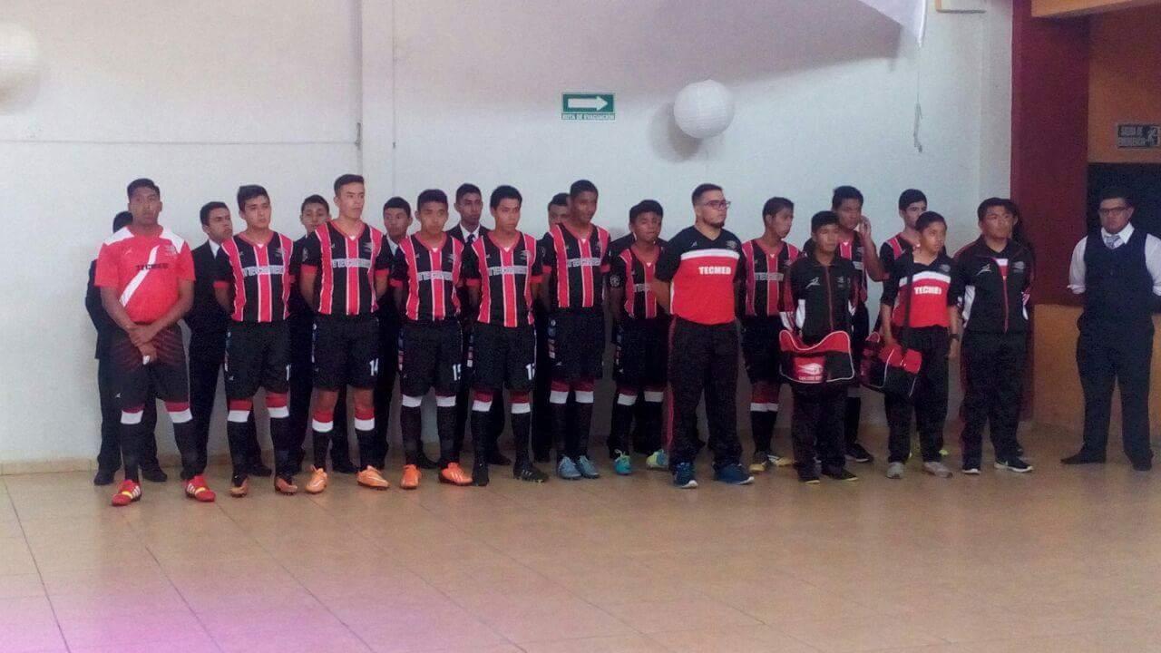 Guerreros Tehuacán F.C listos para la batalla