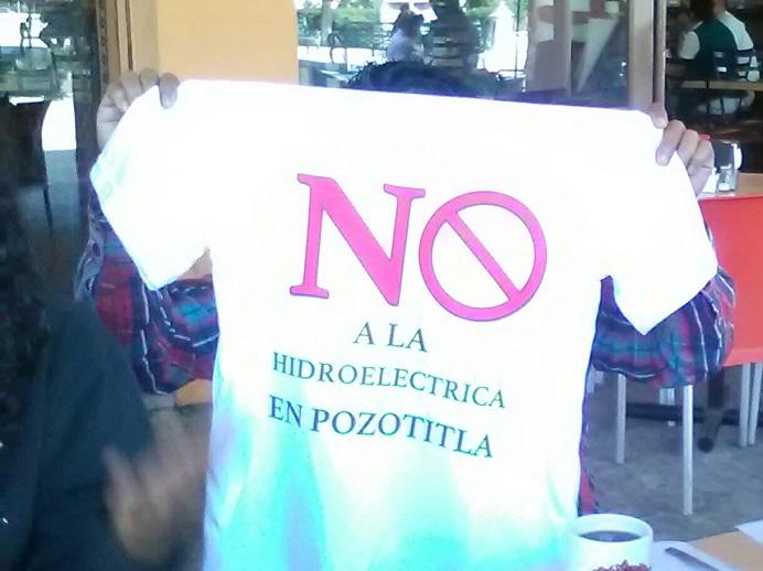 Ayuntamiento de Zoquitán se contradice al anunciar que desconoce el proyecto de la Hidroeléctrica