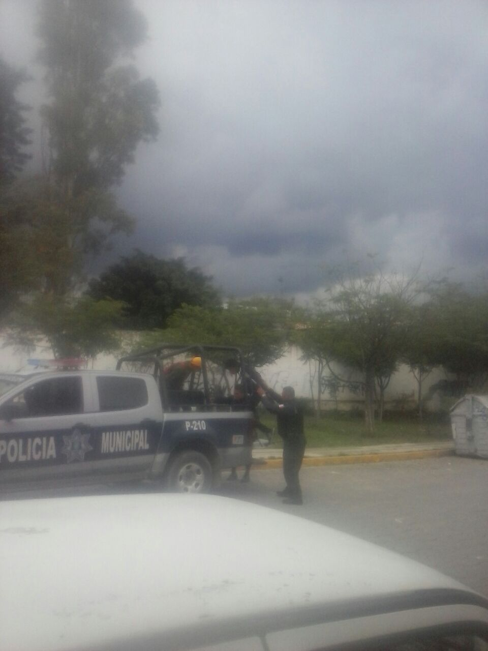 Asaltan a estudiante del CBTis, los responsables fueron detenidos