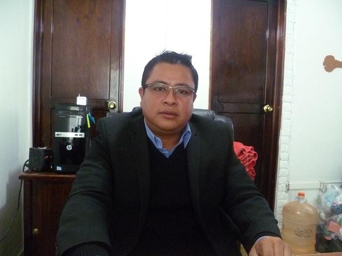 Jesymar Castillo Director CeReSo Tehuacán