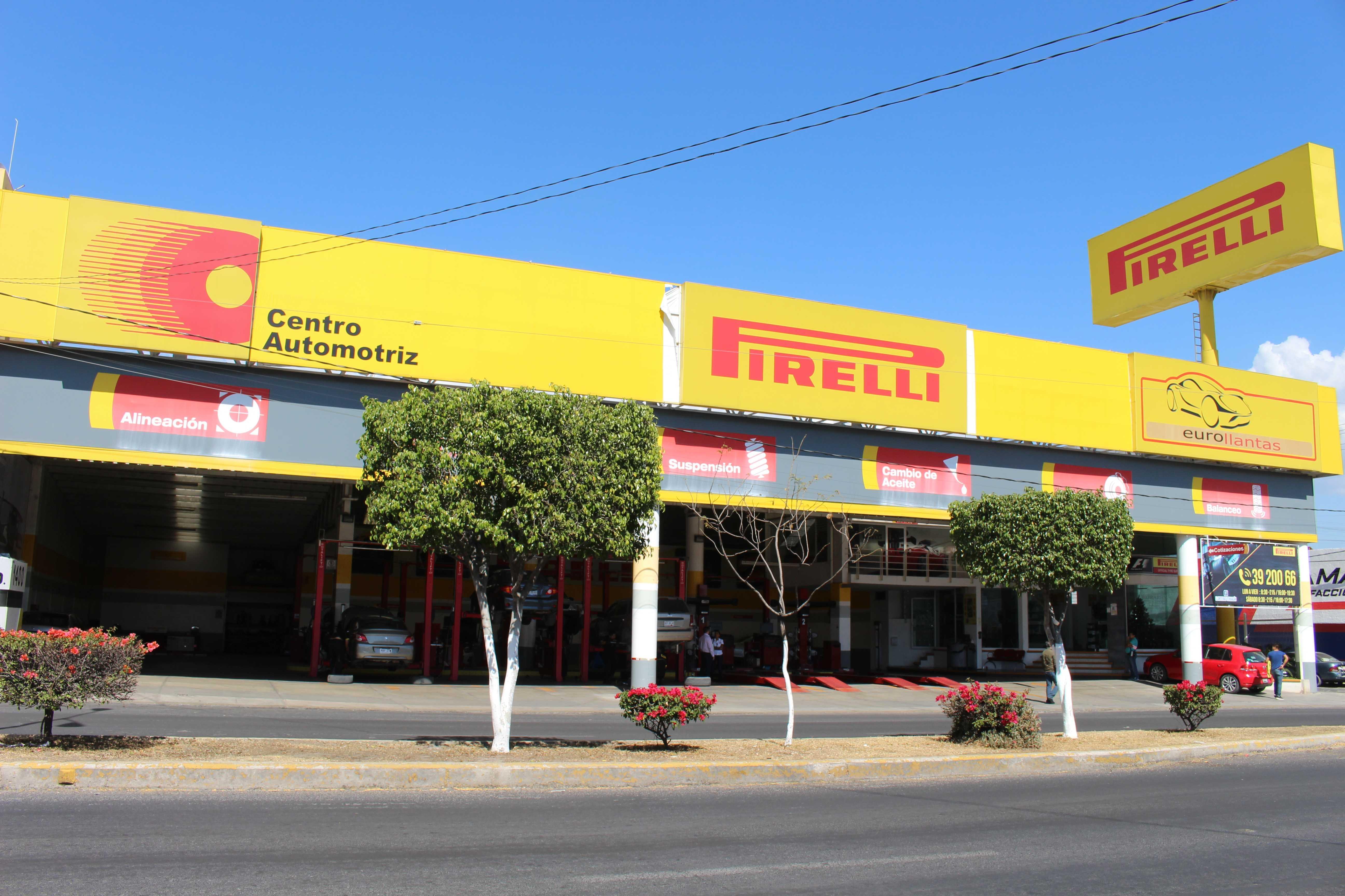 Pirelli Tehuacán